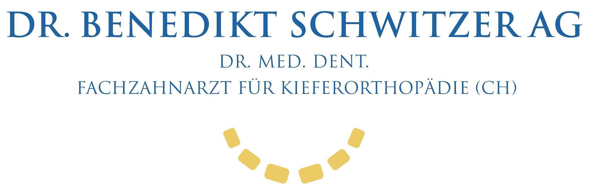 Dr. med. dent. Benedikt Schwitzer
