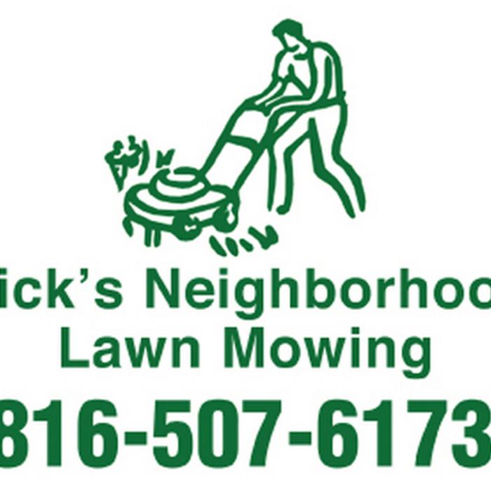 Rick's Neighborhood Lawn Mowing - Kearney, MO
