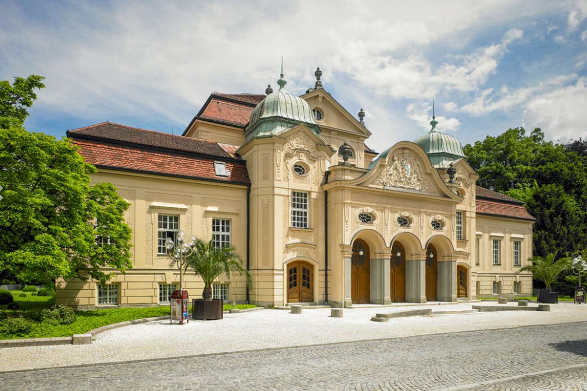 Eventlocations in der Alpenstadt Bad Reichenhall - Kur-GmbH Bad Reichenhall / Bayerisch Gmain