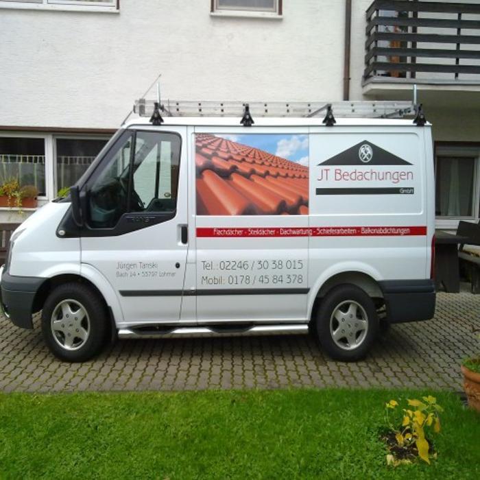 Bild zu JT Bedachungen GmbH in Lohmar