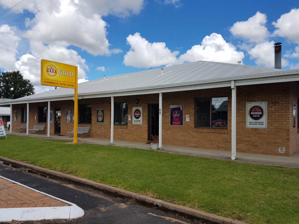 Commercial Hotel Motel Deepwater - Deepwater, NSW 2371 - (02) 6734 5166 | ShowMeLocal.com
