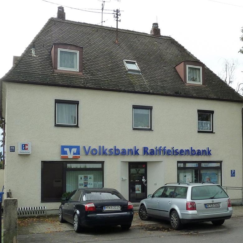 Foto de Volksbank Raiffeisenbank Dachau eG, GS München -Untermenzing