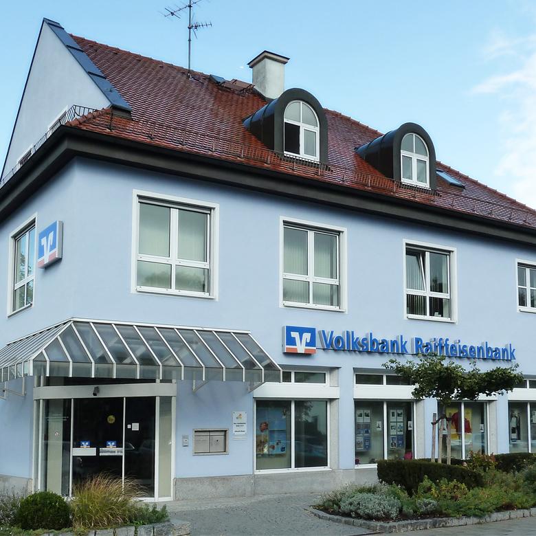 Volksbank Raiffeisenbank Dachau eG, GS München - Allach
