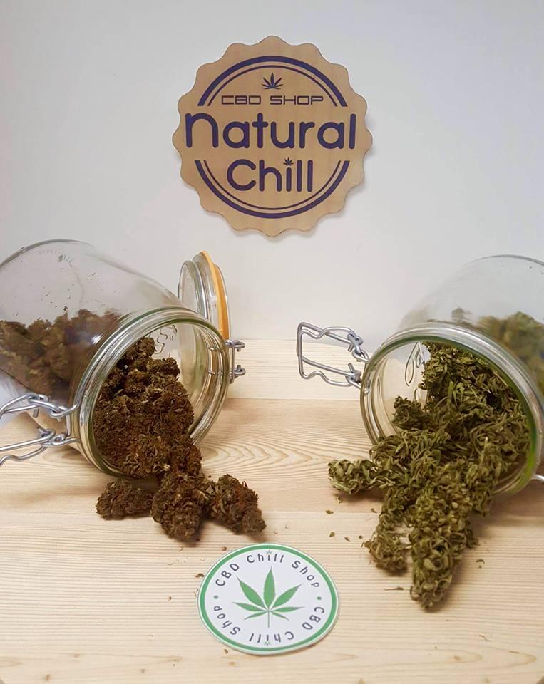 Natural Chill CBD Shop