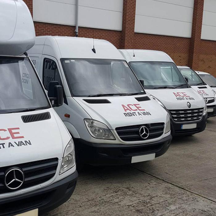 Ace Rent A Van Ltd - Croydon