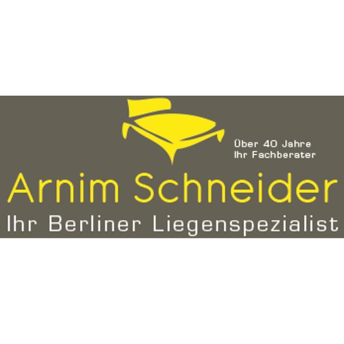 Logo von Arnim Schneider GmbH Bettenfachgeschäft