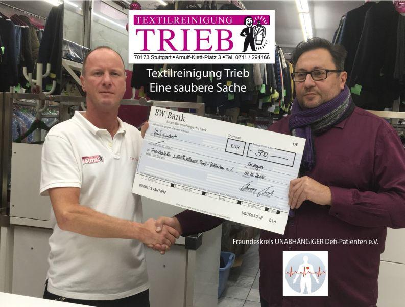 Foto de Textilreinigung Trieb e.K. Stuttgart