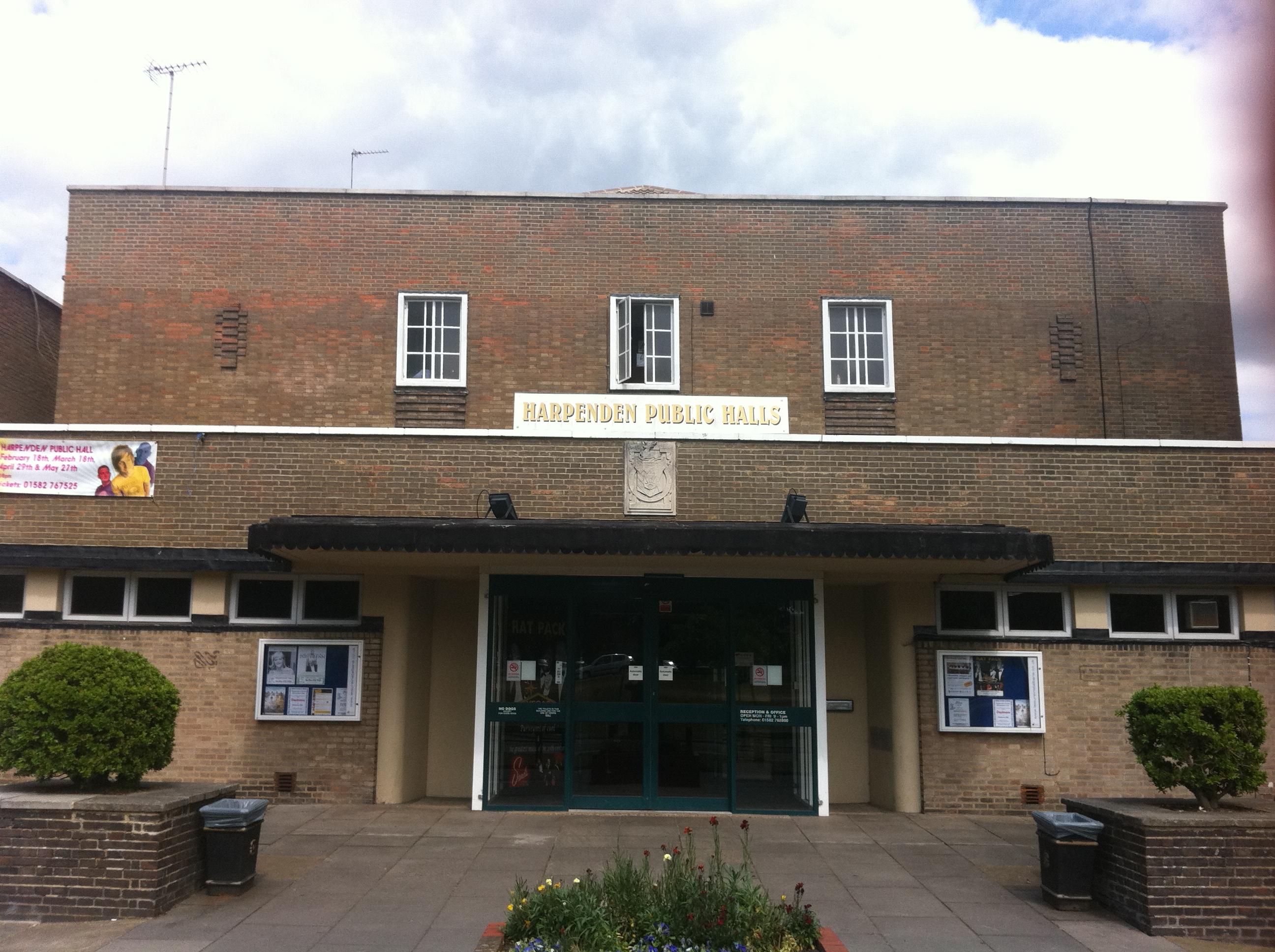 Harpenden Public Halls