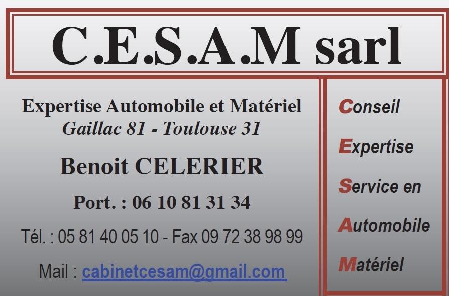 CESAM Expertise Automobile et Matériel