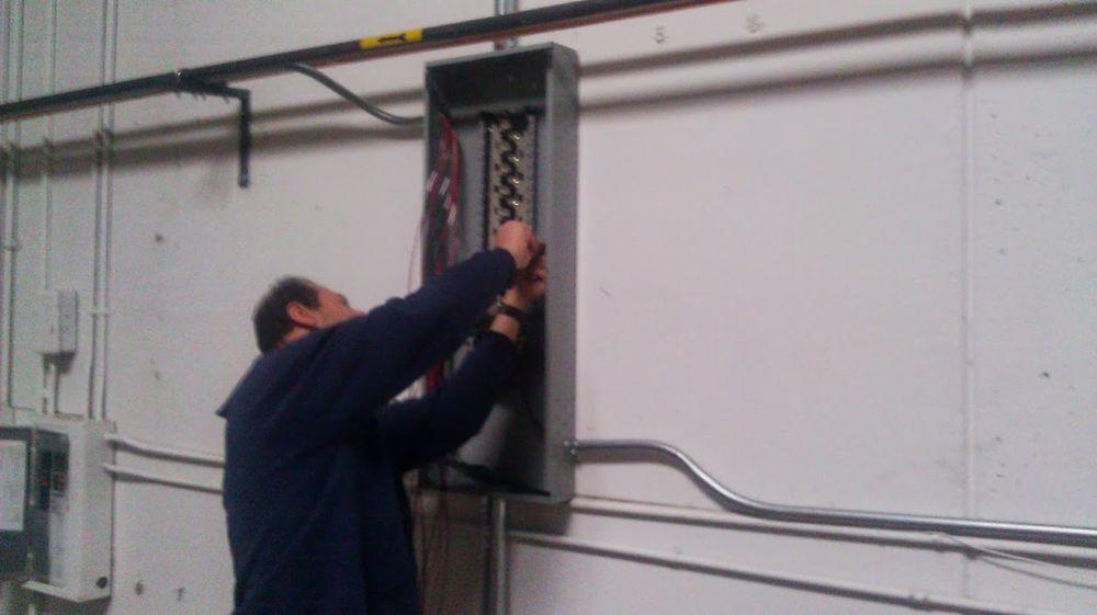 New Electronics Communication Orange / California