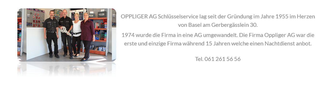Oppliger AG