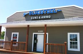 Blue Steel Guns & Ammo - Raytown, MO 64133 - (816)358-8004 | ShowMeLocal.com