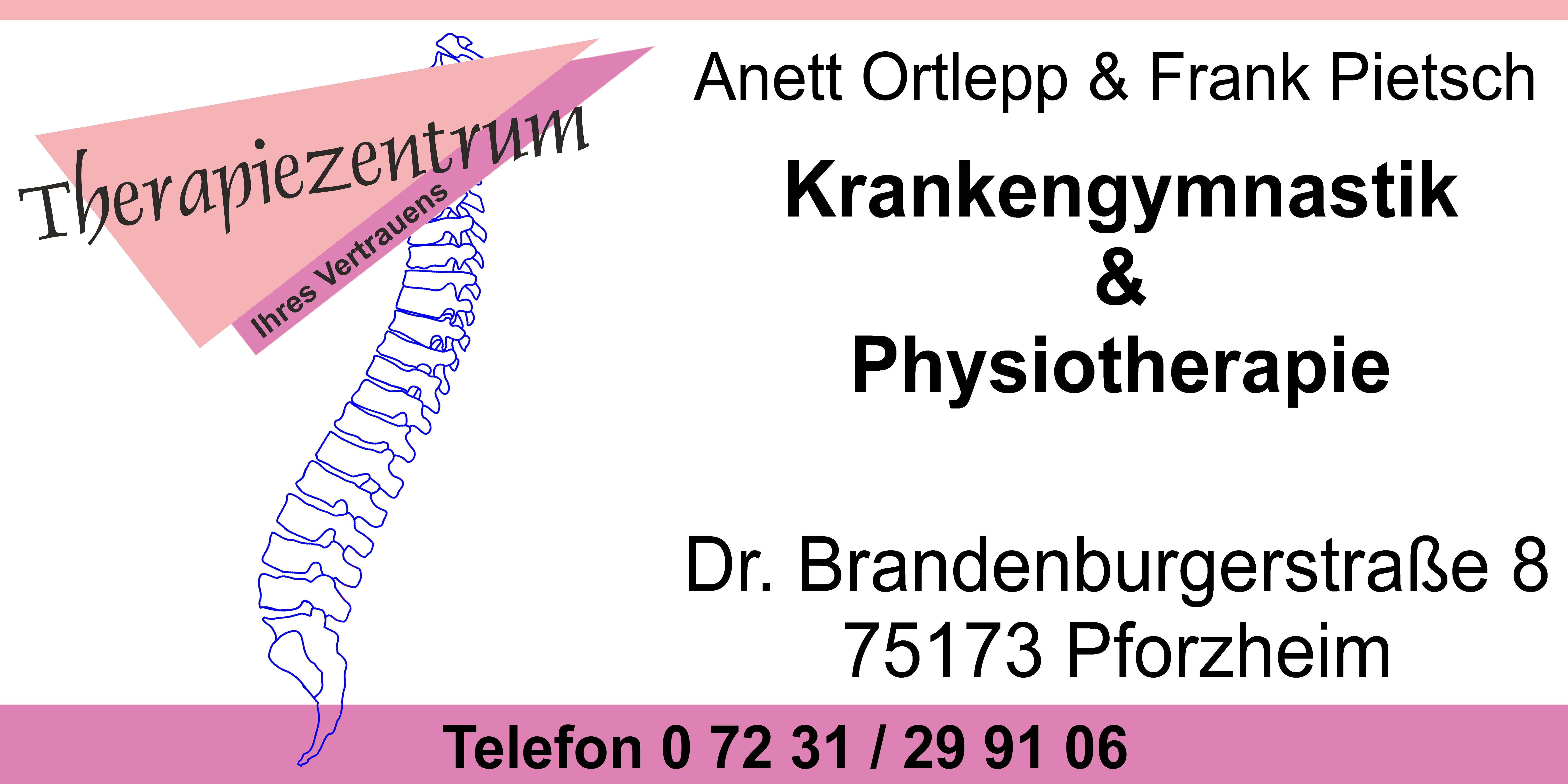 Therapiezentrum Ortlepp&Pietsch