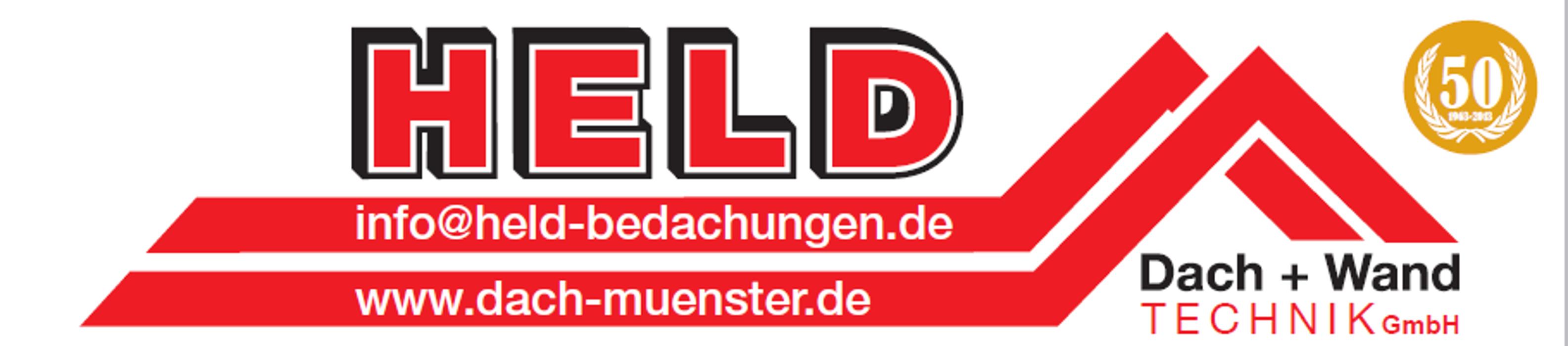 Bild zu Held Dach + Wand Technik GmbH in Münster