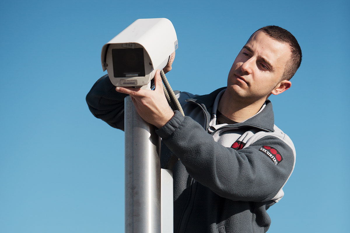 Securitas Sicherheitsdienst (Mobil)
