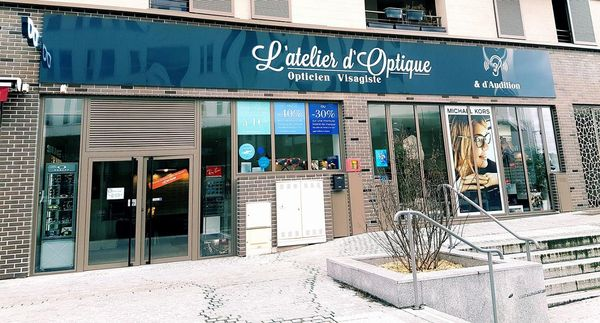 l'atelier d'optique et d'audition