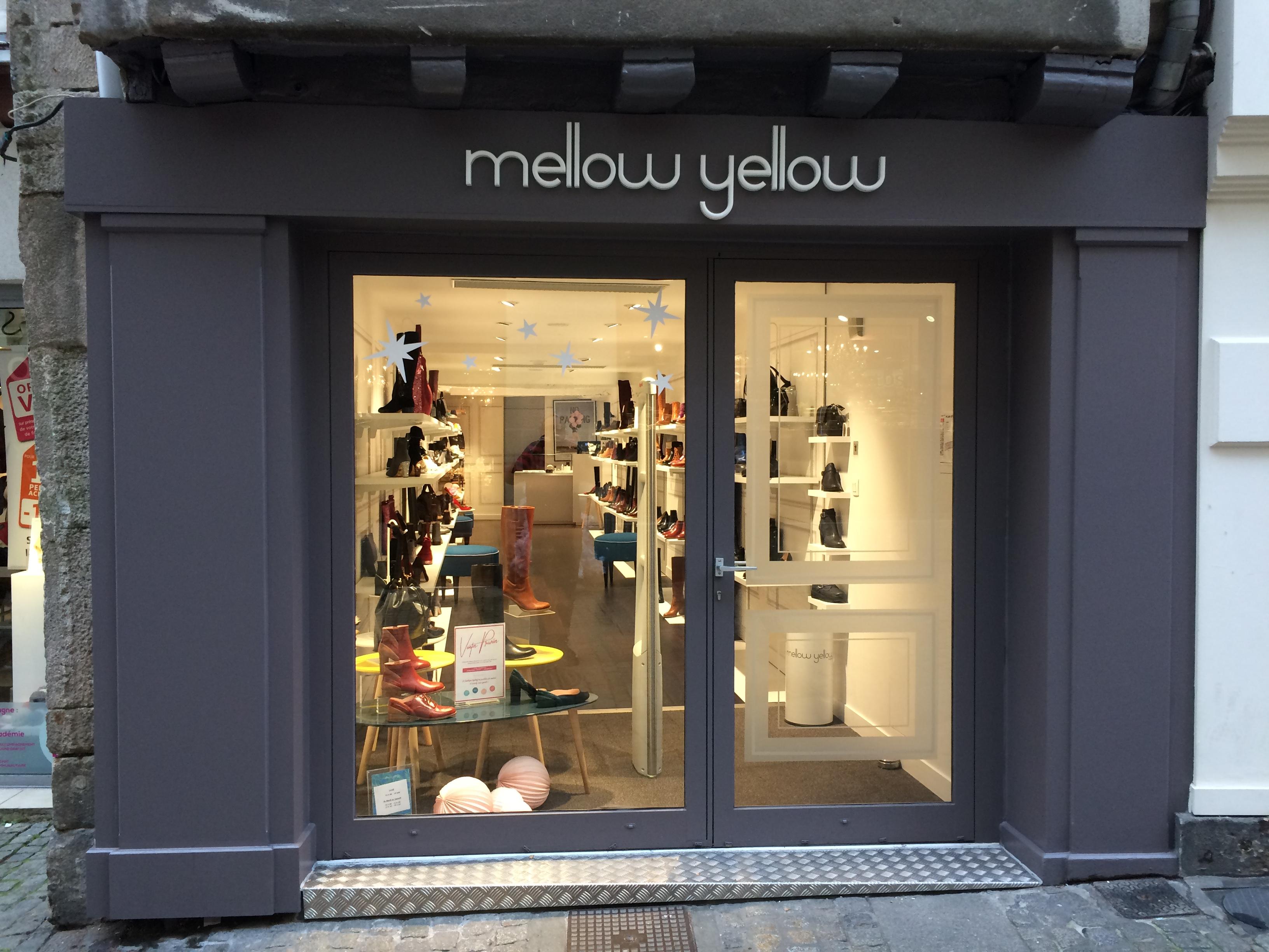 Mellow Yellow Quimper