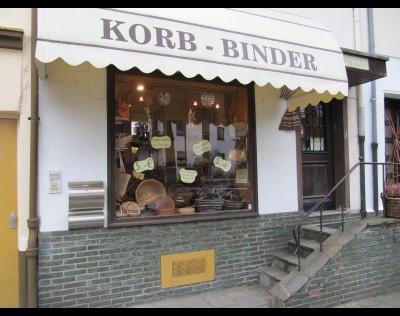 Korb - Binder