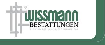 Wissmann Bestattungen