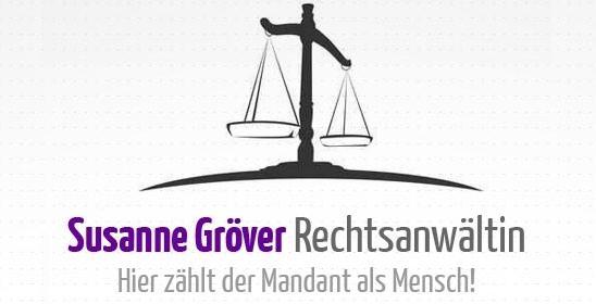 Susanne Gröver Rechtsanwältin Bielefeld