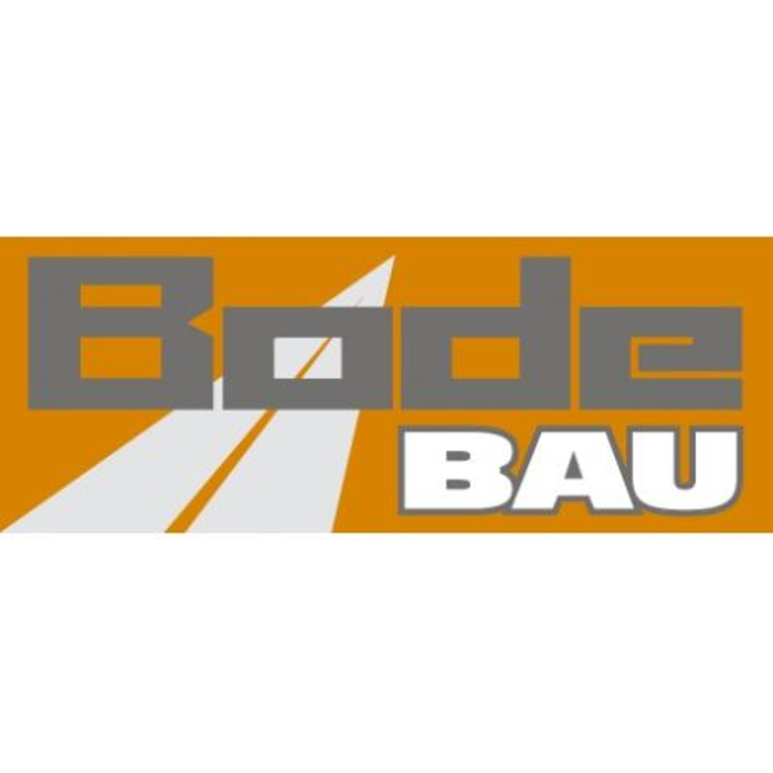Bild zu Bode-Bau GmbH & Co.KG in Hildesheim