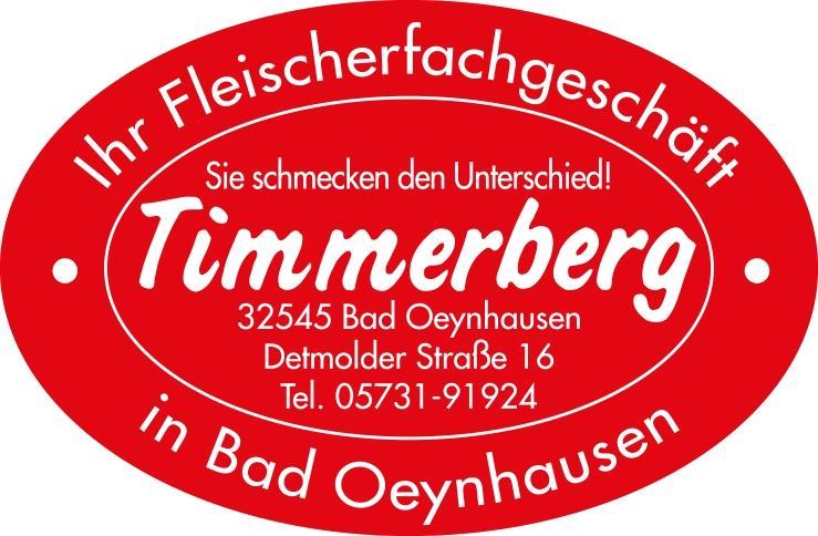 Fleischerei Timmerberg GmbH Bad Oeynhausen