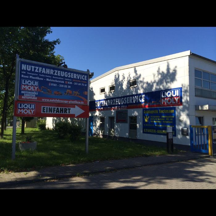 Bild zu Nutzfahrzeugservice Plantikow GmbH in Berlin
