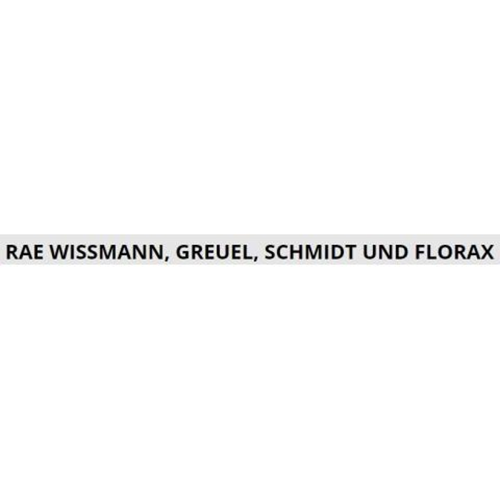 Bild zu RAe Wißmann, Greuel, Schmidt, Florax in Gütersloh