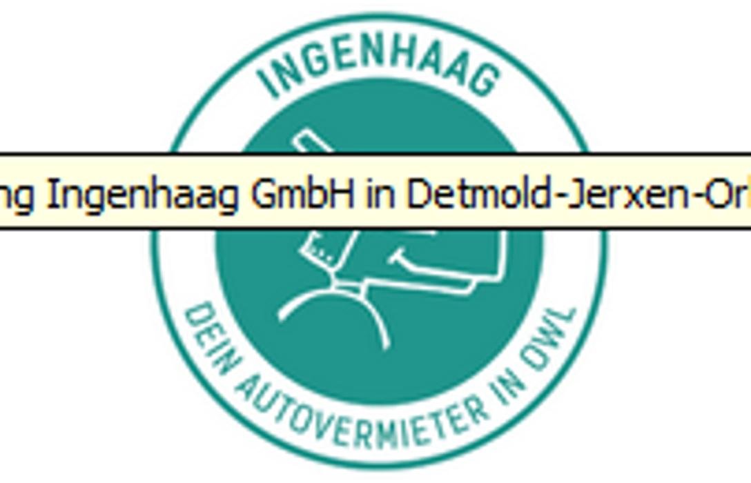 Bild zu Autovermietung INGENHAAG GmbH in Paderborn