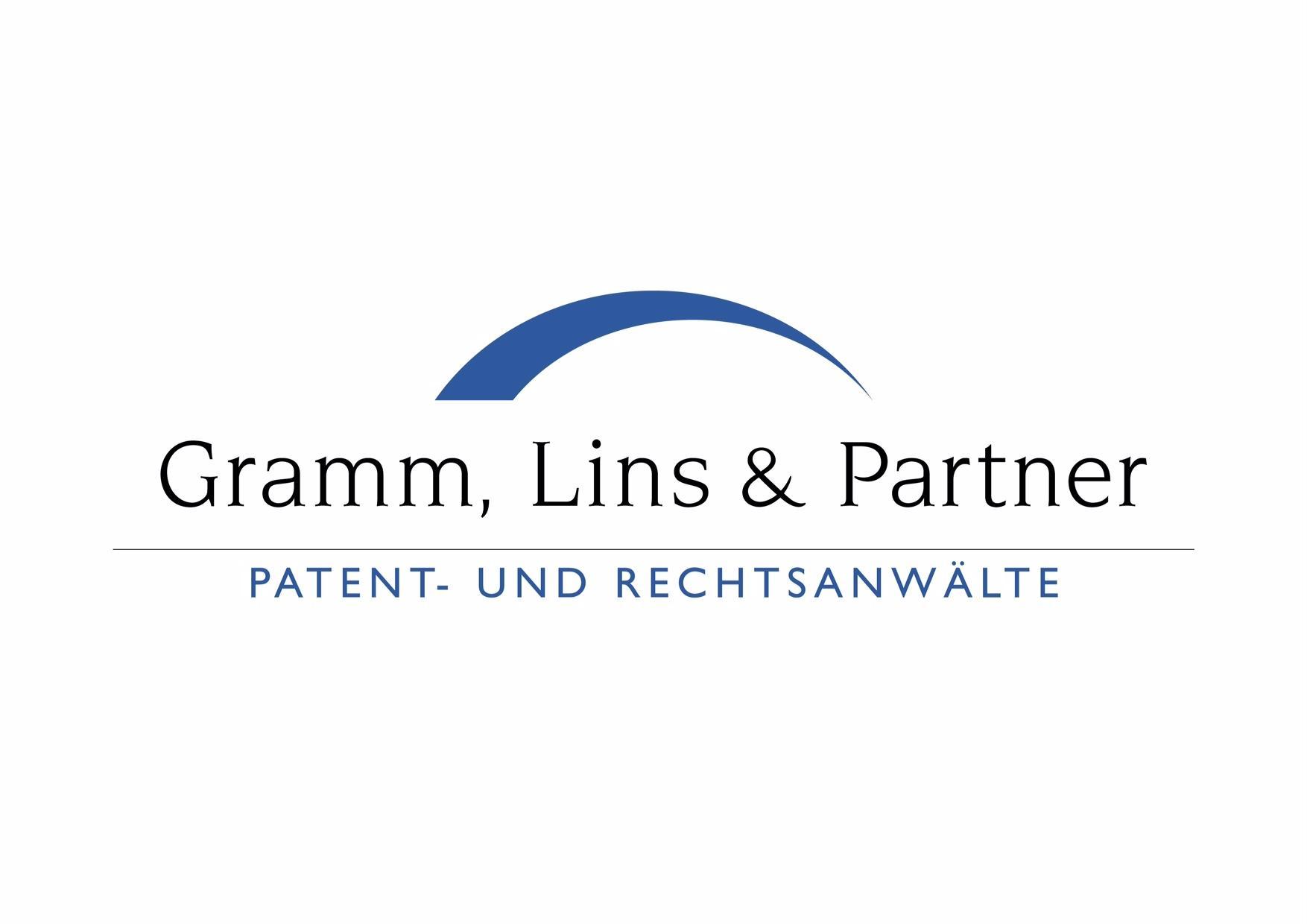 Gramm, Lins & Partner Patent- und Rechtsanwälte PartGmbB