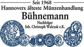 Münzenhandlung Bühnemann Nachf. Inh. Christoph Walczak e.K.