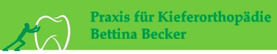 Bettina Becker Fachzahnärztin für Kieferorthopädie
