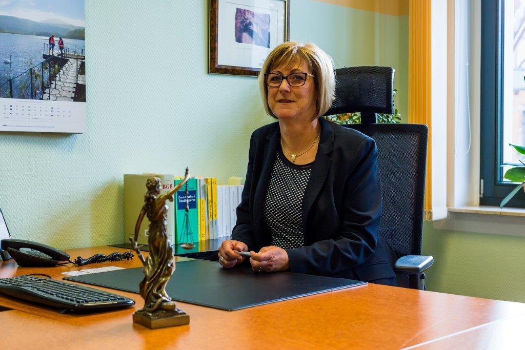 Rechtsanwältin Sabine Becker-König