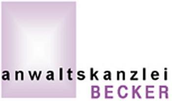 Rechtsanwältin Sabine Becker-König Logo