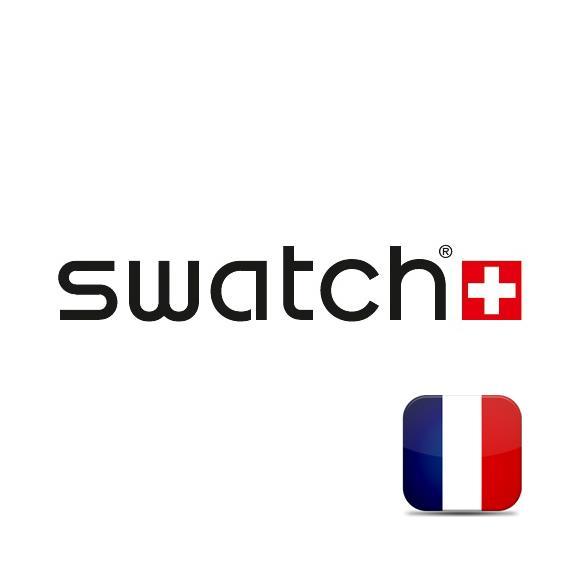 Swatch Rouen Gros Horloge bijouterie et joaillerie (détail)