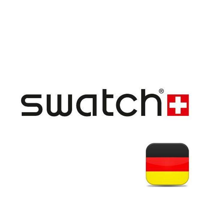 Swatch Frankfurt Galeria Kaufhof Hauptwache in Frankfurt
