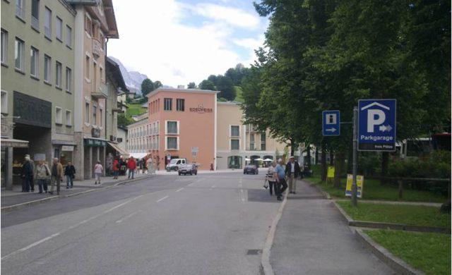 CONTIPARK Tiefgarage Maximilianstraße