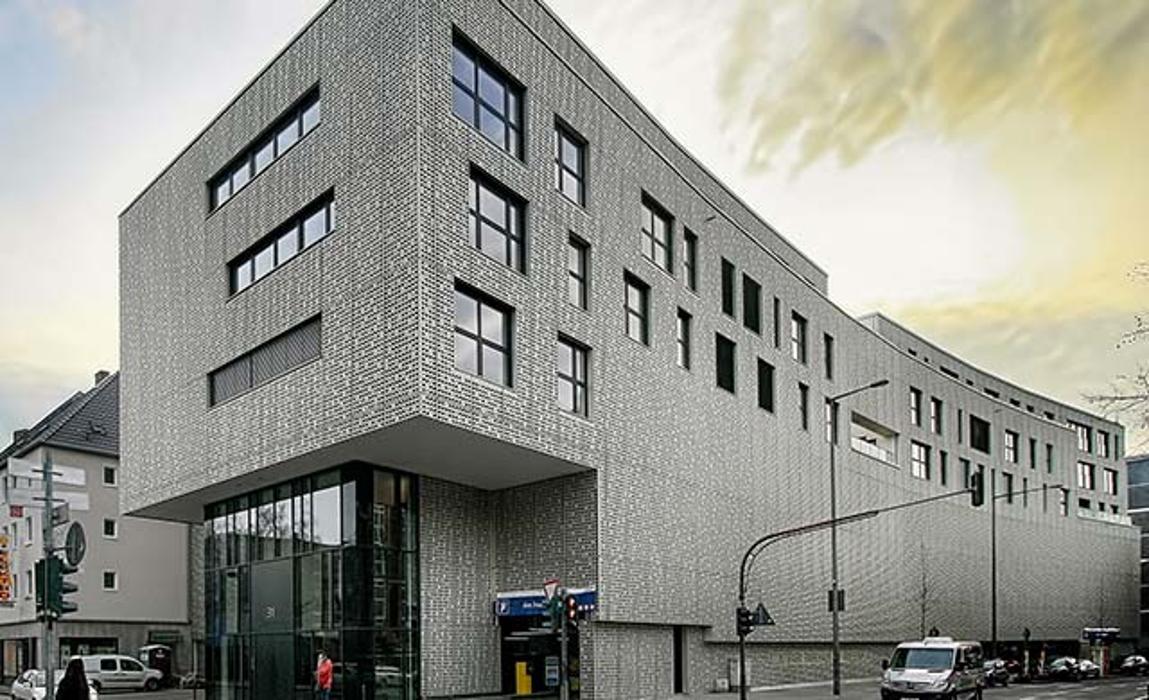 Parkhaus Magnusstraße Köln