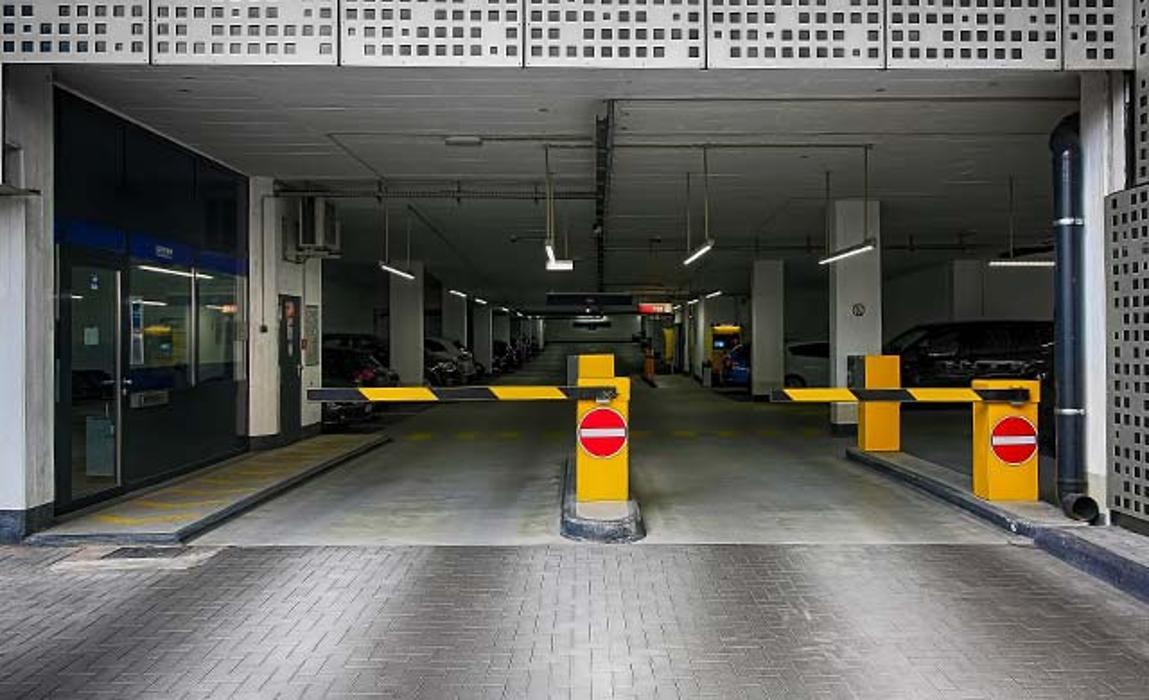 Parkhaus Köln Friesenplatz