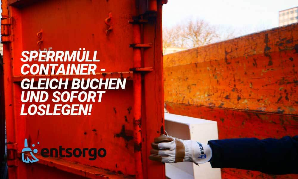 Entsorgung In Berlin Container Mieten