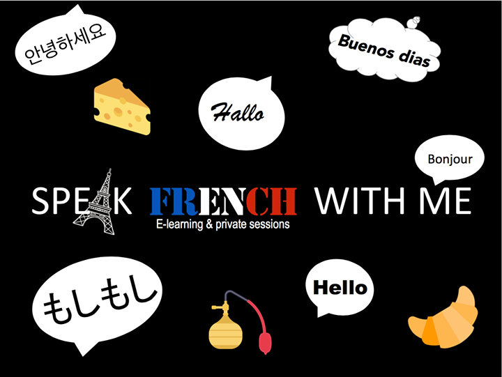 Speak French With Me