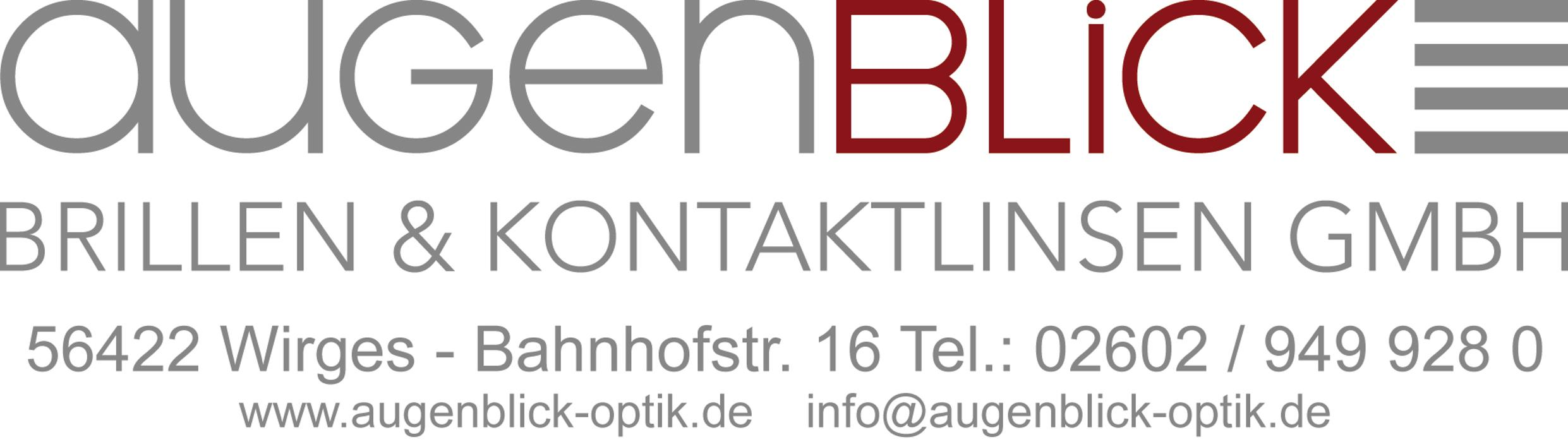 Bild zu Augenblick Brillen Kontaktlinsen GmbH in Wirges