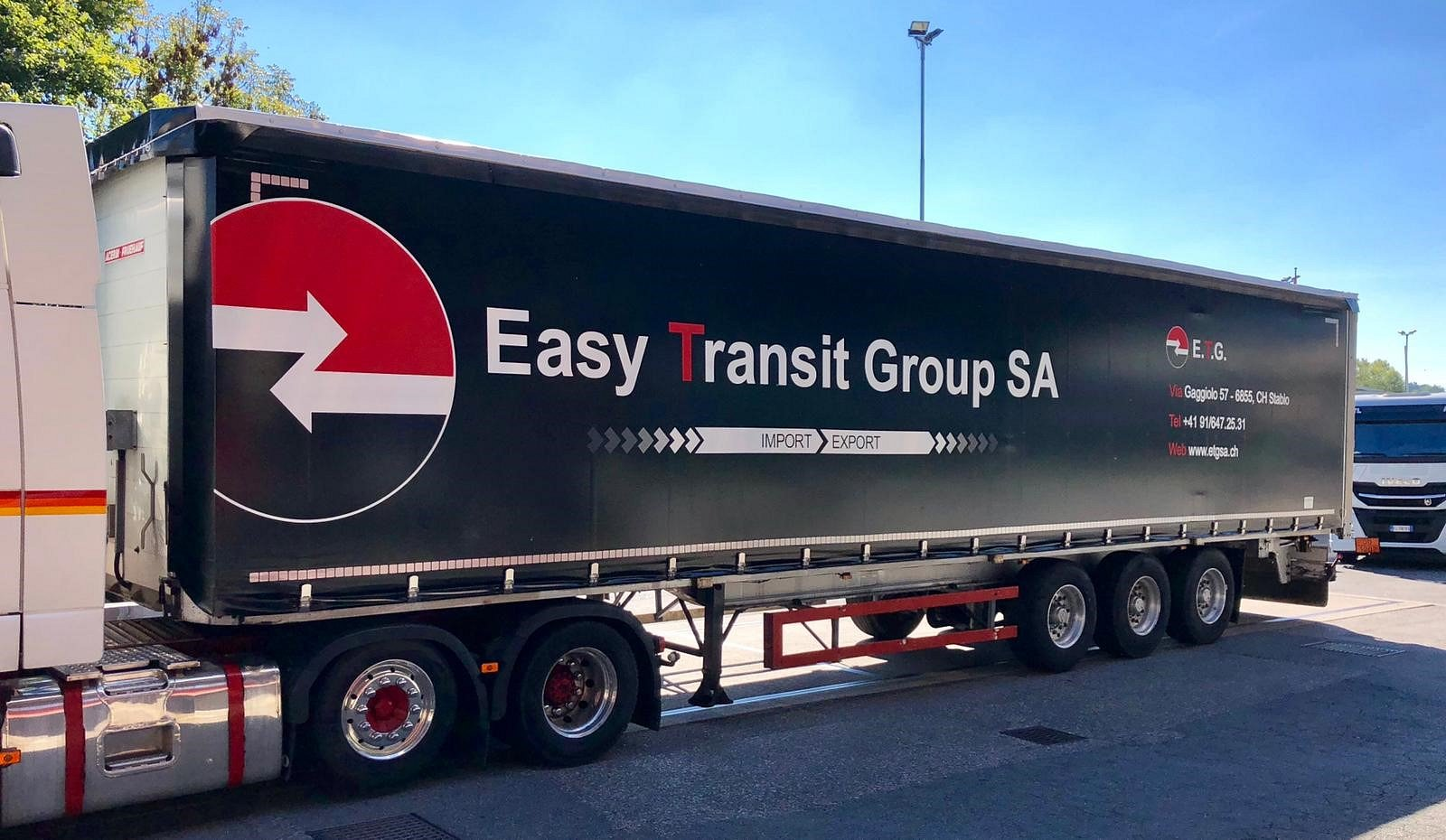 Easy Transit Group SA