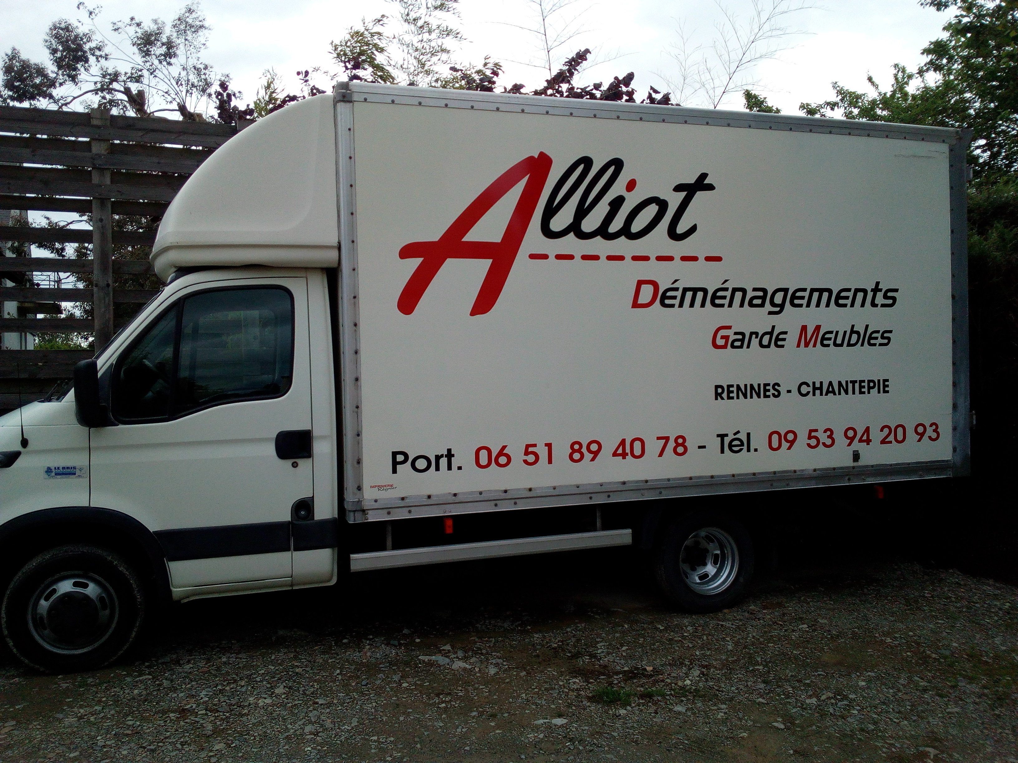 ALLIOT DEMENAGEMENTS