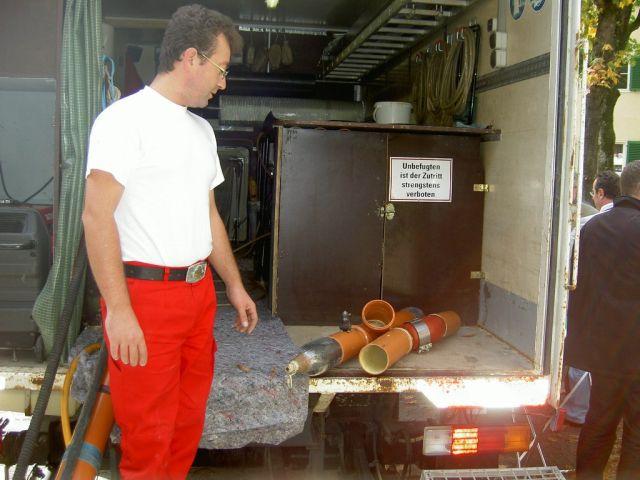 Rohrteufel Rohrreinigung, Meisterbetrieb