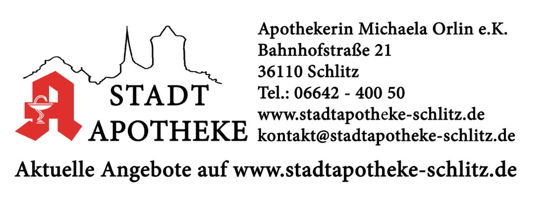 Bild zu Stadt Apotheke Schlitz in Schlitz