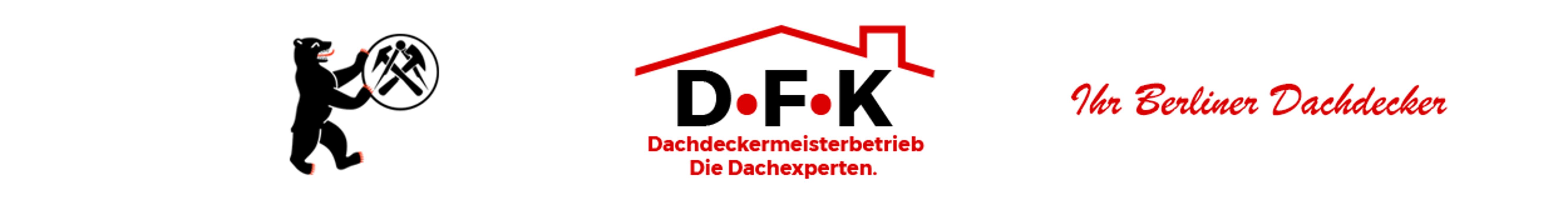 Bild zu D.F.K. Dachdeckermeisterbetrieb Laubinger GbR in Berlin