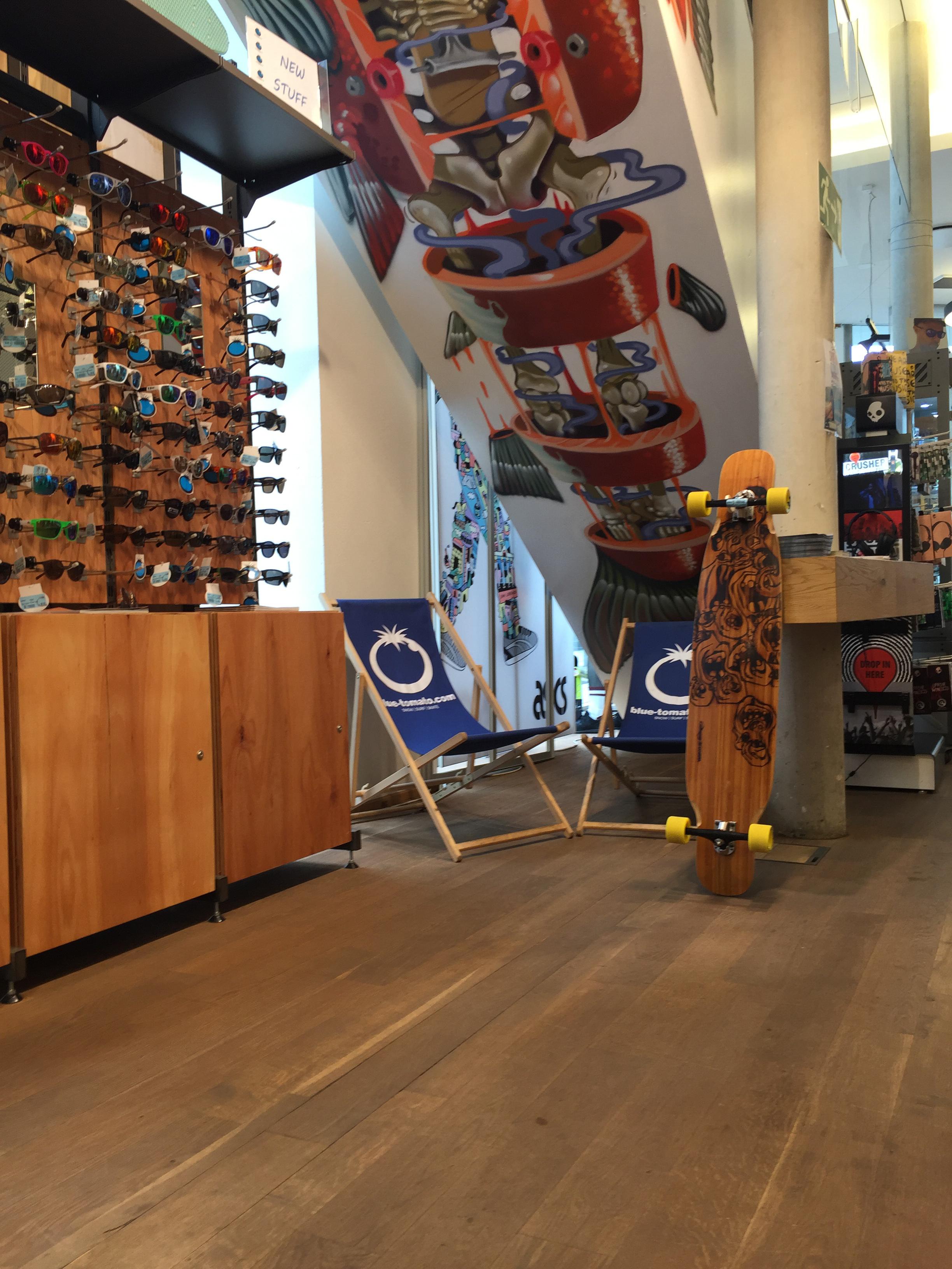Blue Tomato Shop Wien 1010