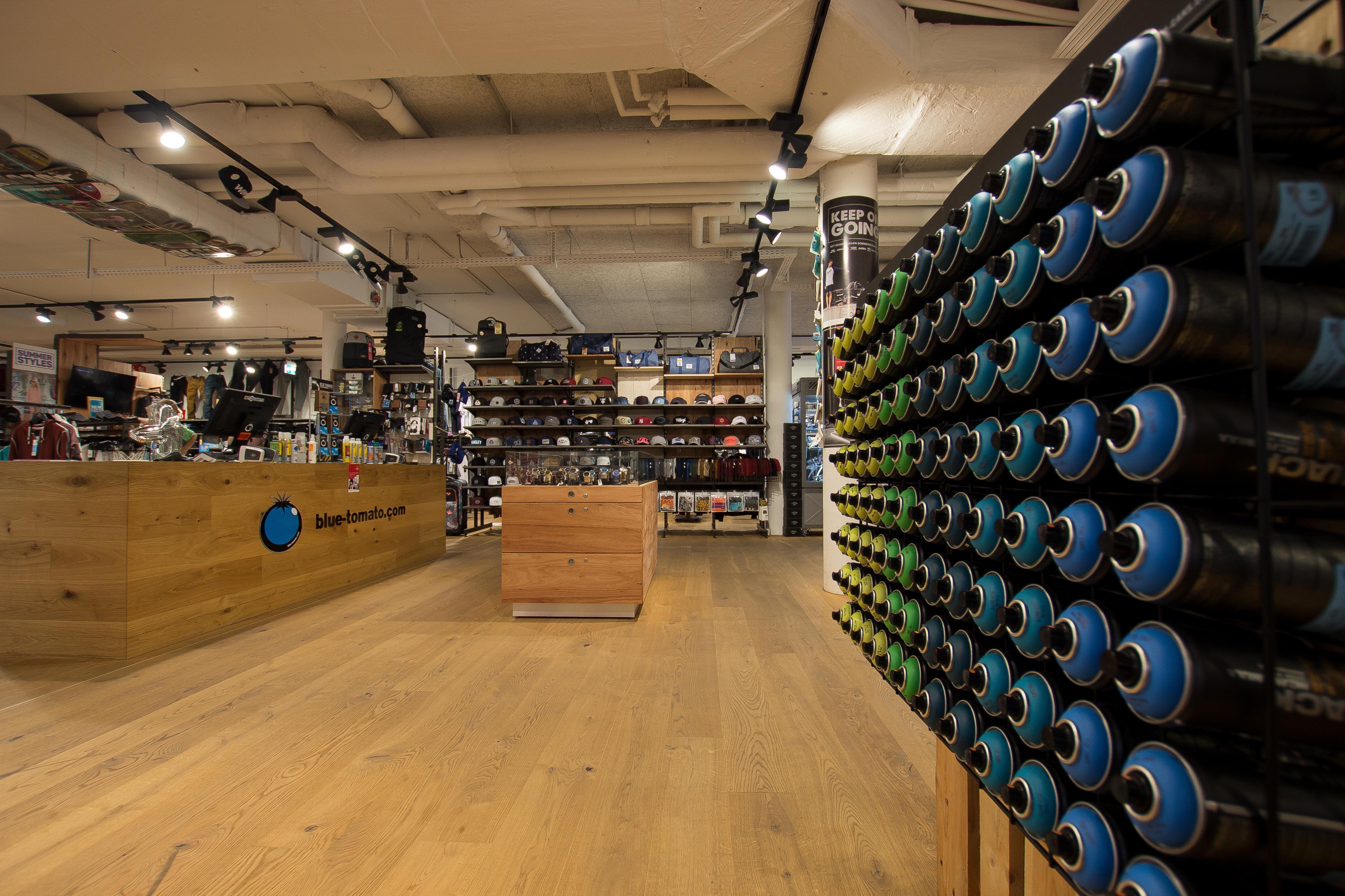 Blue Tomato Shop Wörgl