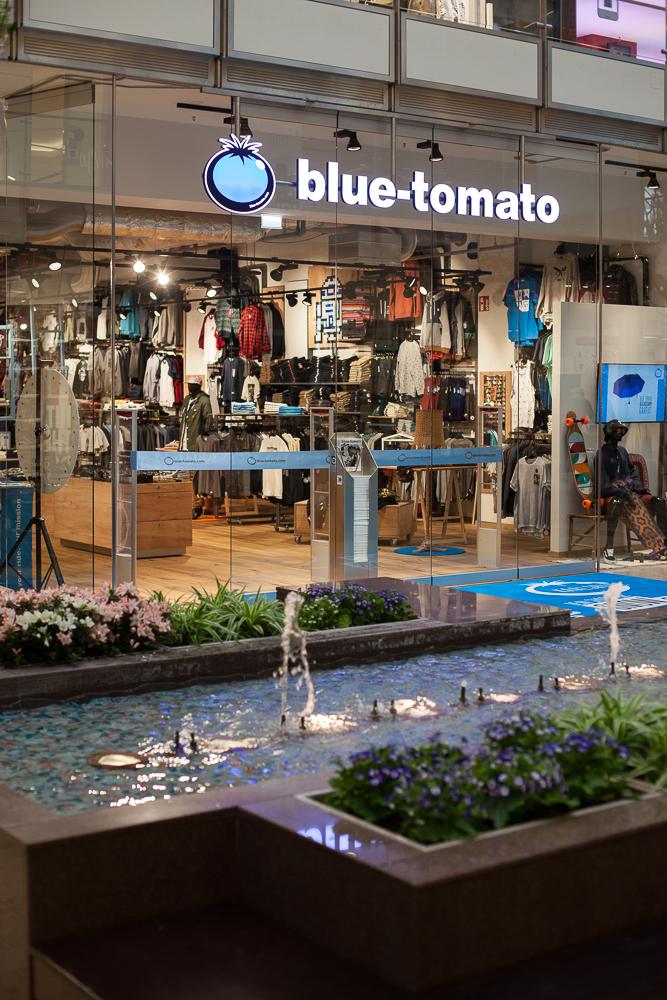 Blue Tomato Shop Karlsruhe
